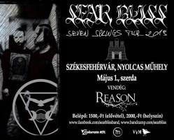 Sear Bliss - Székesfehérvár, Nyolcas Műhely + Reason