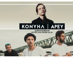 Konyha, Apey