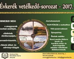 ÉVKERÉK vetélkedő sorozat - 2017.