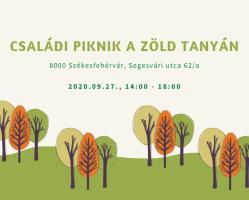 Családi Piknik a Zöld Tanyán