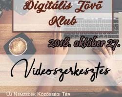 Digitális Jövő Klub - 09.