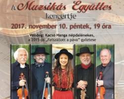 Muzsikás Együttes koncertje