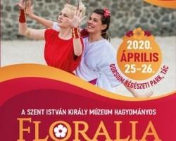Elmarad! // Floralia – Tavaszköszöntő Ünnep // Gorsium Régészeti Park – Tác