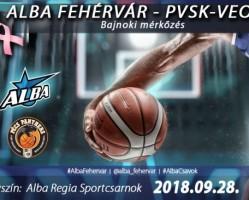 Alba Fehérvár - PVSK-VEOLIA