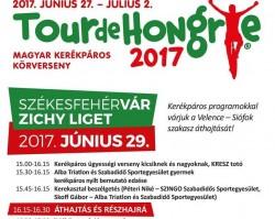Tour de Hongrie székesfehérvári részhajrá
