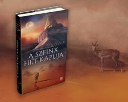 A Szfinx hét kapuja - beszélgetés Felhőhegyi Balázs íróval, könyvbemutató