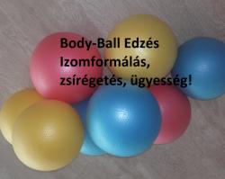Ingyenes Body-Ball óra