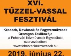 XVI. TŰZZEL-VASSAL FESZTIVÁL
