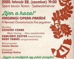 Farsangi opera-parádé