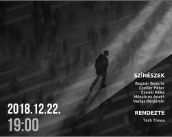 Idegenek - A Prospero Színkör utolsó előadása 2018-ban