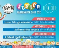 Petőfi Junior Vasárnapok - Levente Péter - Alma zenekar ✦ Buborék