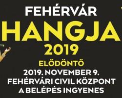 Fehérvár Hangja 2019 – Elődöntő