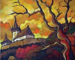 Csobaji Zsolt festőművész kiállítás