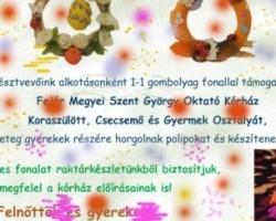 Tavaszi workshop - online