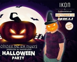 Halloween Party - Dj Deli 90's-2000's Hits