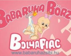 Ovi és Suli kezdő BABARUHABÖRZE és Bolhapiac