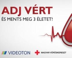 VIDEOTON-os véradás