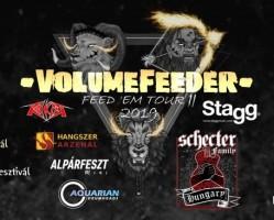 VolumeFeeder Feed 'em Tour II