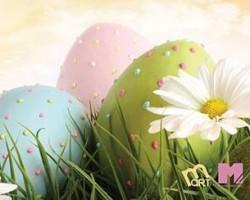 Tojásgurító verseny, játékok hímes tojásokkal