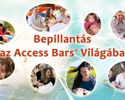 Access Bars bemutató és próbakezelés