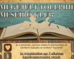 TOLLPIHE MESEÍRÓ KLUB - ONLINE TÉRBE HELYEZVE