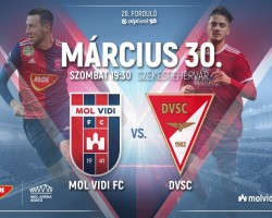 MOL Vidi FC - DVSC