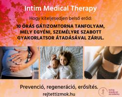 Intim Medical Therapy - gátizomtorna tanfolyam 2x5 órában