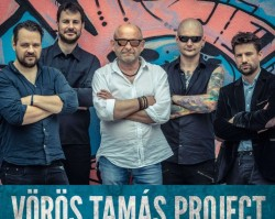 Vörös Tamás project - koncert