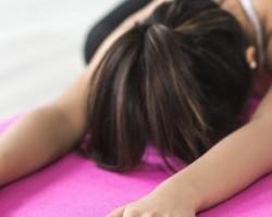 Regeneráló, csendesítő jóga gyakorlás