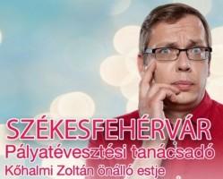 Kőhalmi Zoltán önálló estje