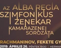 Az Alba Regia Szimfonikus Zenekar kamarazenei sorozata II.