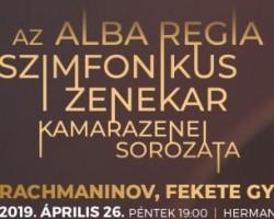 Az Alba Regia Szimfonikus Zenekar kamarazenei sorozata