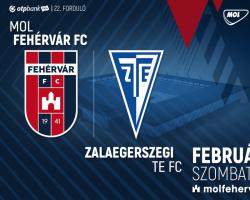 MOL Fehérvár FC - ZTE