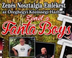 Zenés Nosztalgia Emlékest