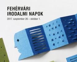FIN - Fehérvári Irodalmi Napok 2017