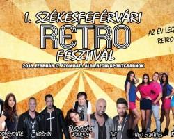 I.Székesfehérvári Retro Fesztivál