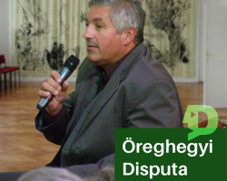 Öreghegyi Disputa Németh Miklós Attilával