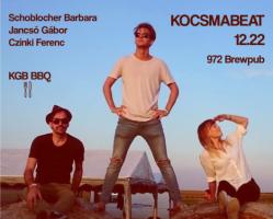 5 éves a KocsmaBeat / Évzáró műsor / KGB BBQ