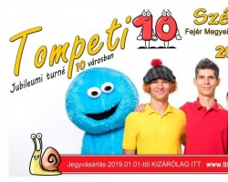 Tompeti10 Jubileumi koncert