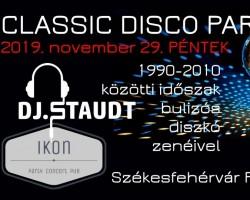 Classic DISCO PARTY 1990-2010 legjobb disco zenéi