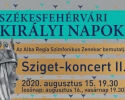 Sziget-koncert II