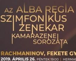 Az Alba Regia Szimfonikus Zenekar kamarazenei sorozata III.