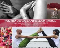Integrál tantra jóga tanfolyam - Ingyenes nyitóelőadás