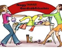 NAGY Tavaszi/Nyári Gardróbfrissítés
