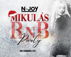 Mikulás R'n'B Party