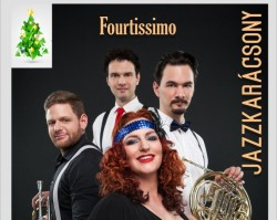 Fourtissimo zenekar karácsonyi jazz koncertje!