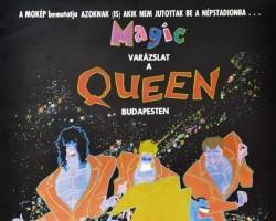 Magic – A Queen Budapesten