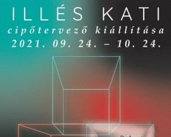 Illés Kati cipőtervező kiállítása
