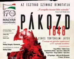 Az Esztrád Színház bemutatja: Pákozd 1848