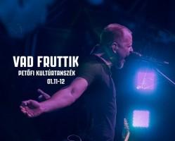 Vad Fruttik Hétvége